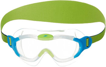 Speedo Sea Squad Mask Schwimmbrille cremefarben