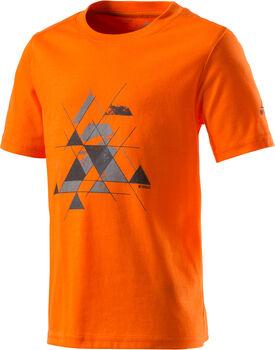 McKINLEY Ziya Shirt Jungen orange