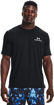 Under Armour Rush Energy T-Shirt Herren schwarz