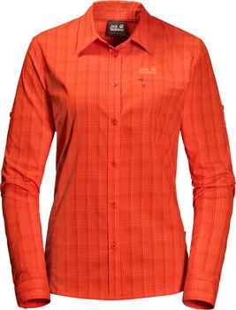 Jack Wolfskin Centaura Flex Funktionsbluse Damen orange