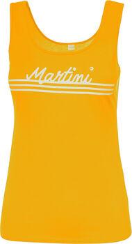 MARTINI Workout Tanktop Damen gelb