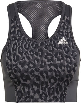 Designed To Move Leopard Sport-BH