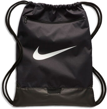 Nike Brasilia Sportbeutel schwarz