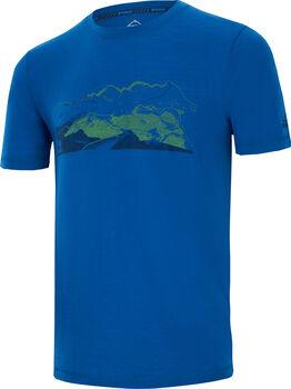 McKINLEY Toggo T-Shirt Herren blau