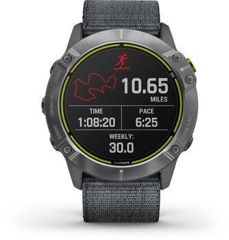 Garmin Enduro GPS Multisportuhr grau