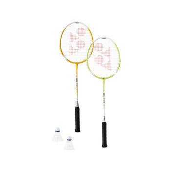 Yonex GR505 Badmintonset weiß