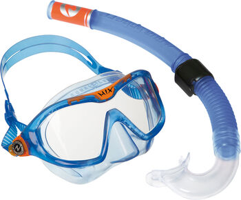 Aqua Lung Sport Combo Mix Schnorchelset blau