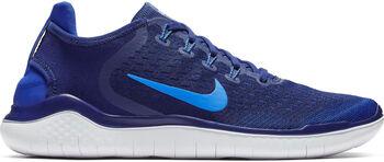 Nike Free RN 2018 Laufschuhe Herren blau