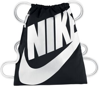 Nike Heritage Gymsack schwarz
