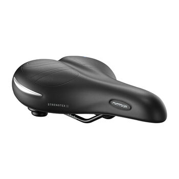 Selle Royal Freedom Strengtex Moderate Fahrradsattel Herren schwarz