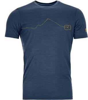 ORTOVOX 120 Tec Mountain M Herren blau