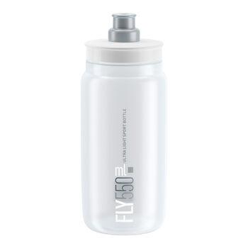 Elite Fly Ultra-light Trinkflasche weiß