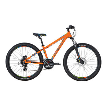 """GENESIS Evo Team JR26 Disc Mountainbike 26"""" Herren orange"""