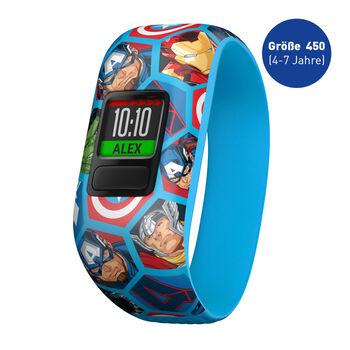 Garmin vivofit 2 Smartwatch cremefarben