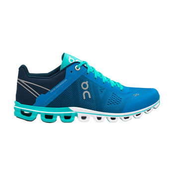 On Cloudflow Laufschuhe Damen blau