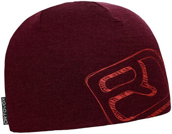 ORTOVOX 145 Ultra Mütze rot