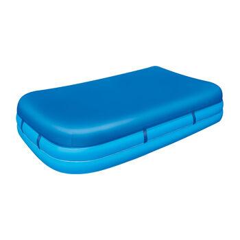 Bestway Abdeckplane für Family Pool blau