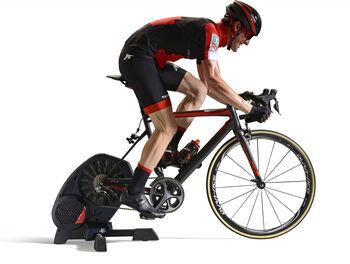 Elite Direto Radtrainer schwarz