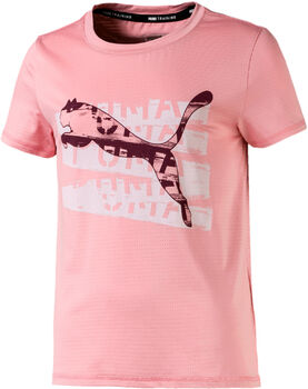 Puma Runtrain Trainingsshirt pink
