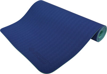 Schildkröt  Bicolor Yoga-Matte blau