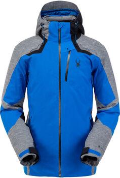 Spyder Leader GORETEX Skijacke Herren blau
