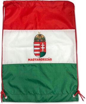 NOBRAND Ungarn Sportbeutel rot