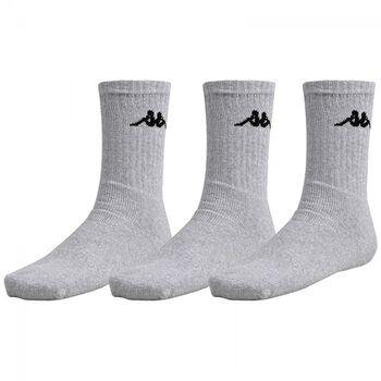 Kappa Susper 3-er Pack Socken Herren grau