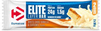 Dymatize  Elite Layer Bar2x30g weiß
