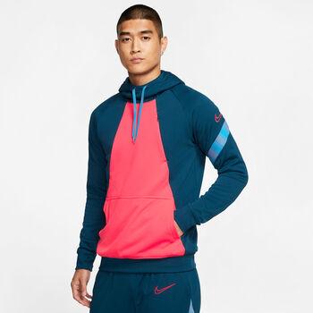 Nike MDry Acd Hoodie blau