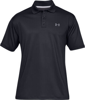 Under Armour Performance Poloshirt Herren schwarz