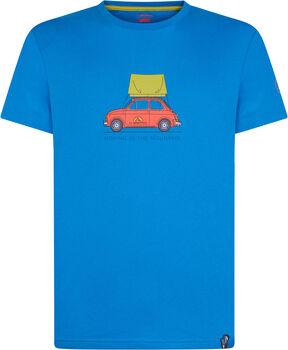 La Sportiva Cinquecento T-Shirt Herren blau