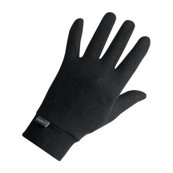 Odlo WarmUnterziehhandschuhe schwarz