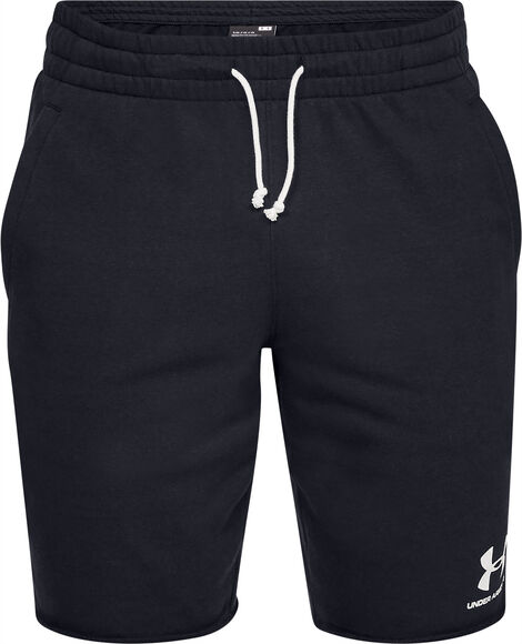 Sportstyle Shorts aus French-Terry-Stoff