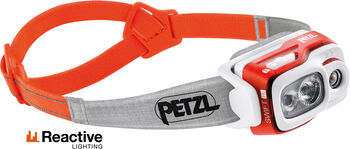 Petzl Swift RL Stirnlampe orange