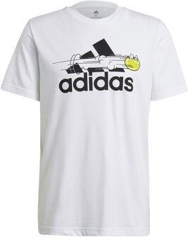 Tennis Graphic T-Shirt