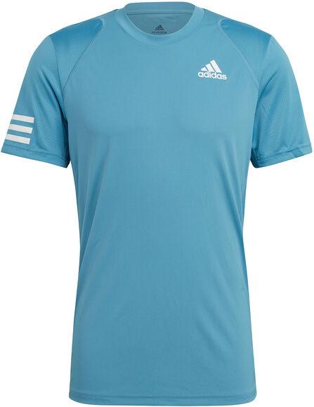 Club Tennis 3-Streifen T-Shirt