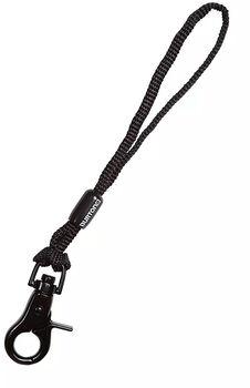 Burton Cord Leash schwarz