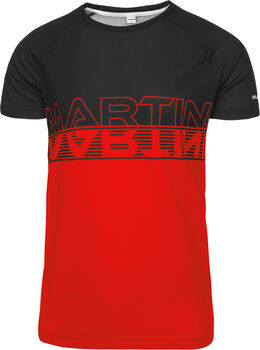 MARTINI Radical T-Shirt Herren rot