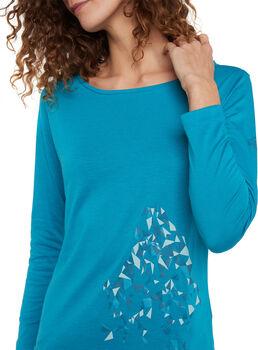 McKINLEY Active Acho Langarmshirt Damen blau