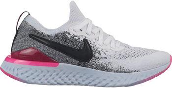 Nike W Epic React Flyknit 2 Laufschuhe Damen cremefarben