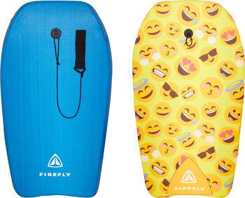 Firefly Bodyboard Emoji gelb