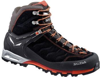 Salewa Mountain Trainer Mid GTX Trekkingschuhe Herren schwarz