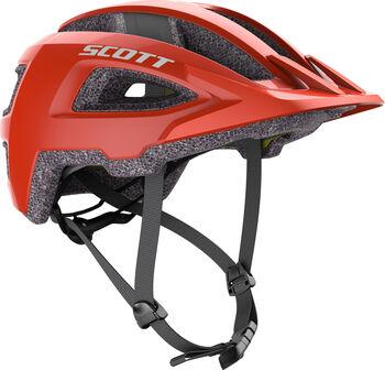 SCOTT Groove Plus Fahrradhelm rot