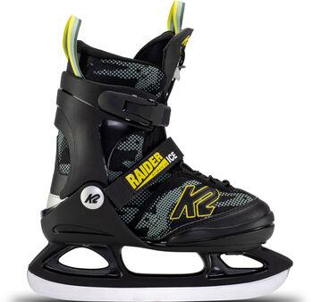K2 Raider ICE Eislaufschuhe grün