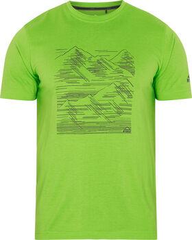 McKINLEY Kimo T-Shirt Herren grün
