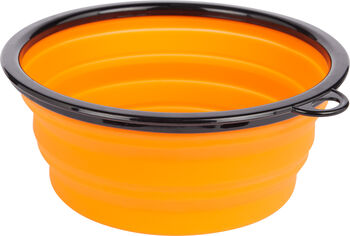 McKINLEY Bowl Silicone Teller orange