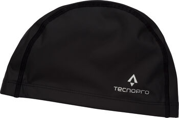 TECNOPRO Flex Badehaube schwarz