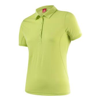 Löffler Da. Poloshirt Damen grün