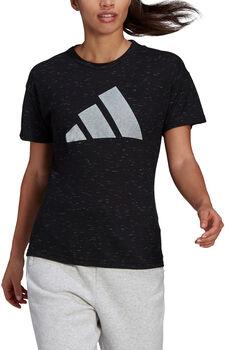 adidas Win 2.0 T-Shirt Damen schwarz
