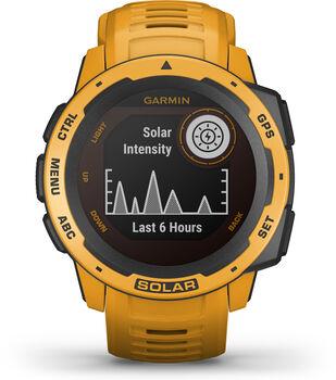 Garmin Instinct Solar Multisportuhr gelb